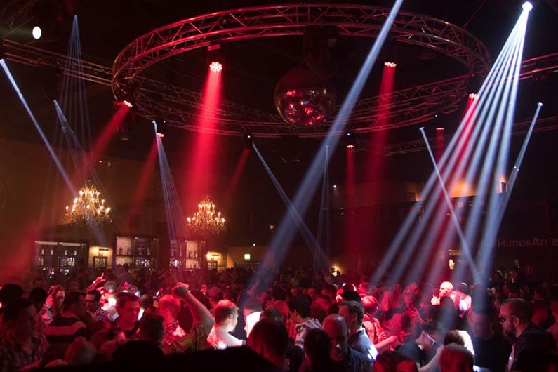 dance weekend himos areena