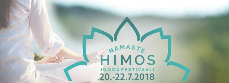 Namaste Himos joogatapahtuma