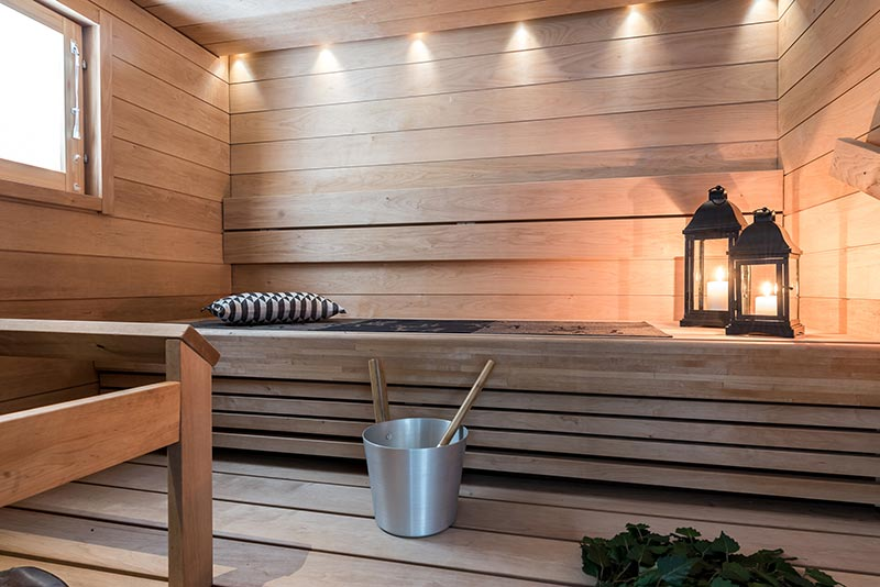 mökin sauna himos