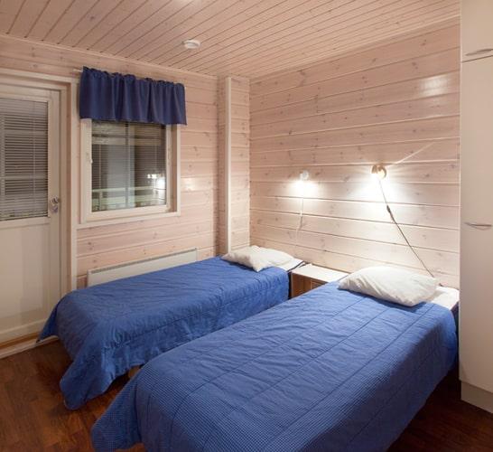 Himosport makuuhuone