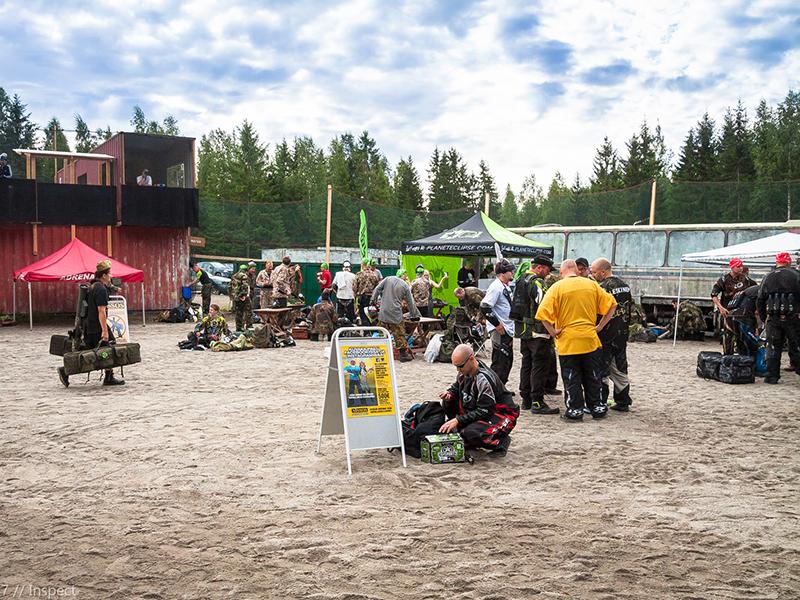 Suurpeli: Pohjoismaiden suuri paintballpeli