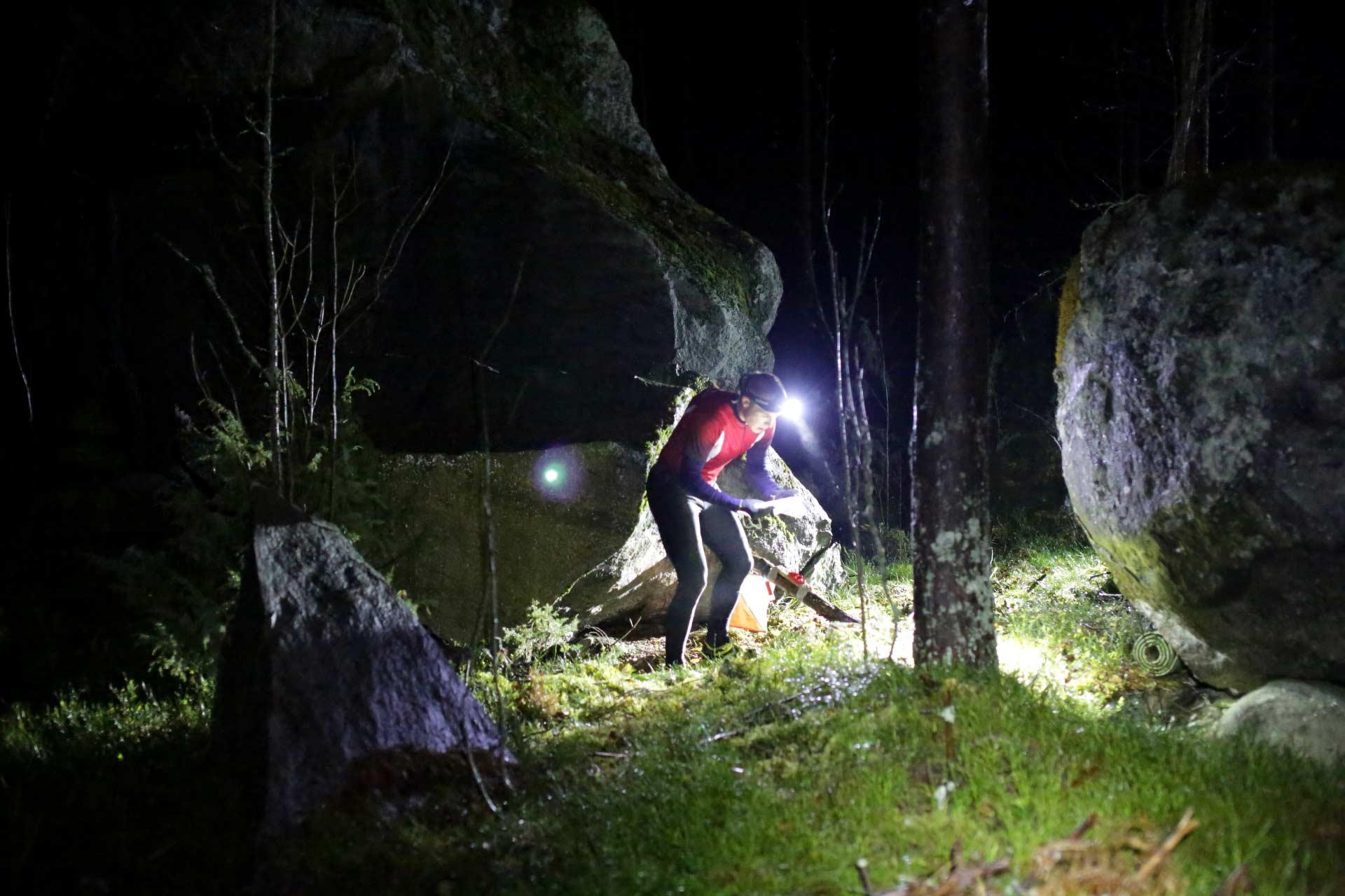 Lumonite SM-yö 2019 Himoksella
