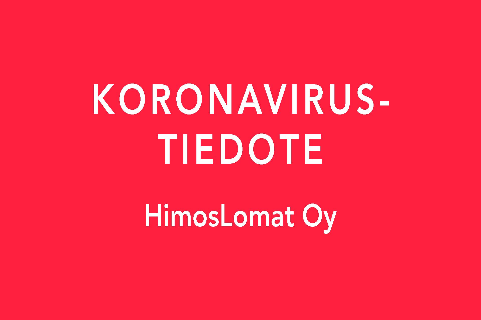 Koronavirus HimosLomat
