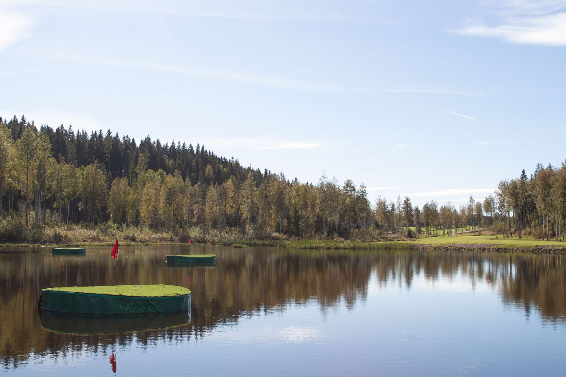 Pelaa golfia