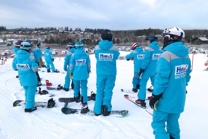 Himos hiihtokoulu
