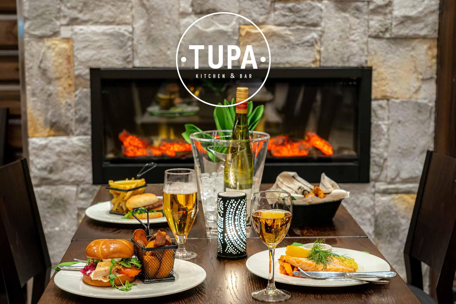 Tupa kitchen & bar