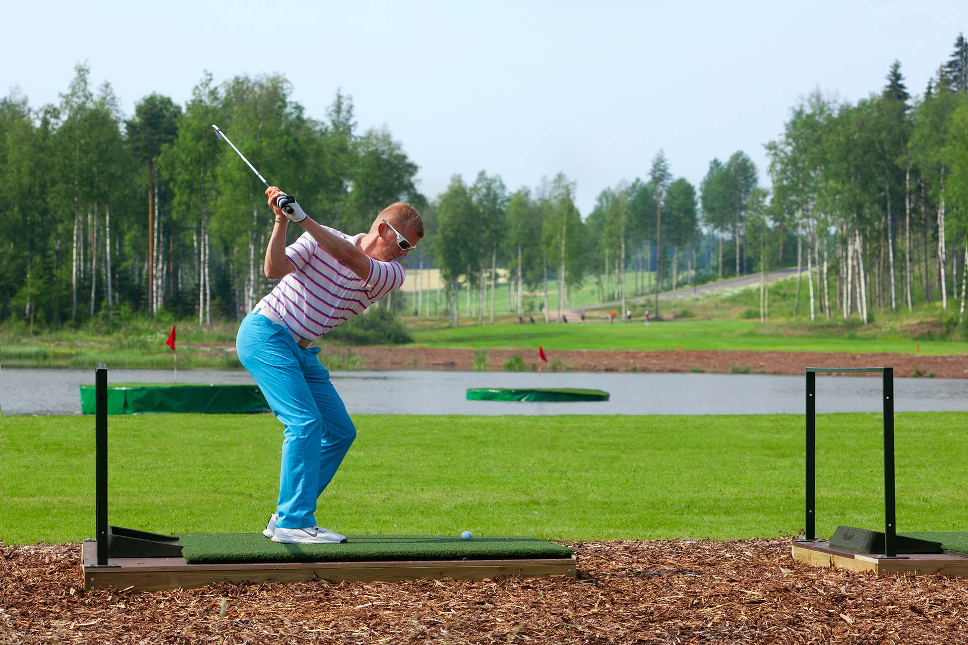 Himos Golf vesirange