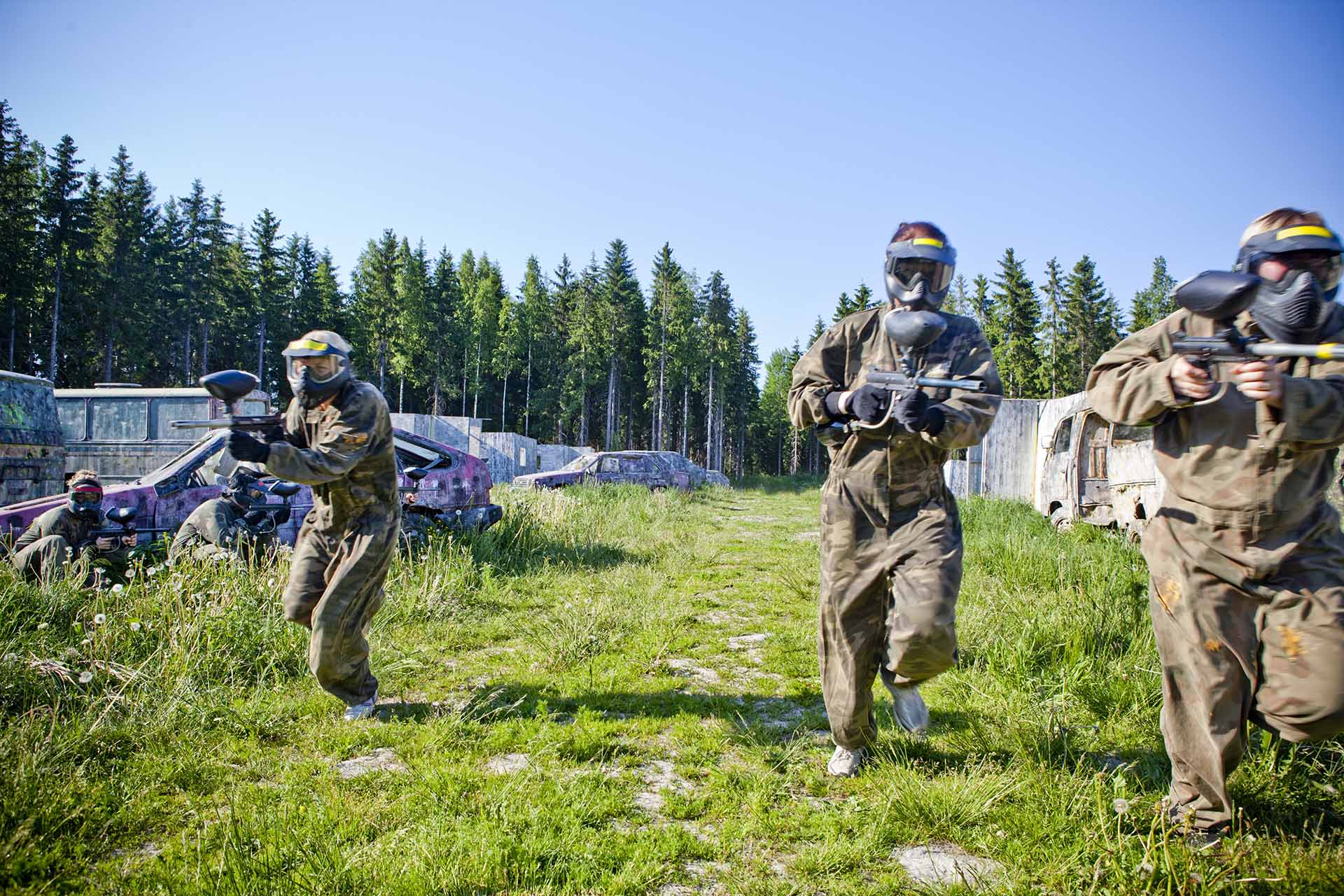 Jämsän Paintball