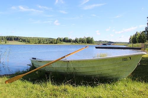 Paddeln und Bootfahren
