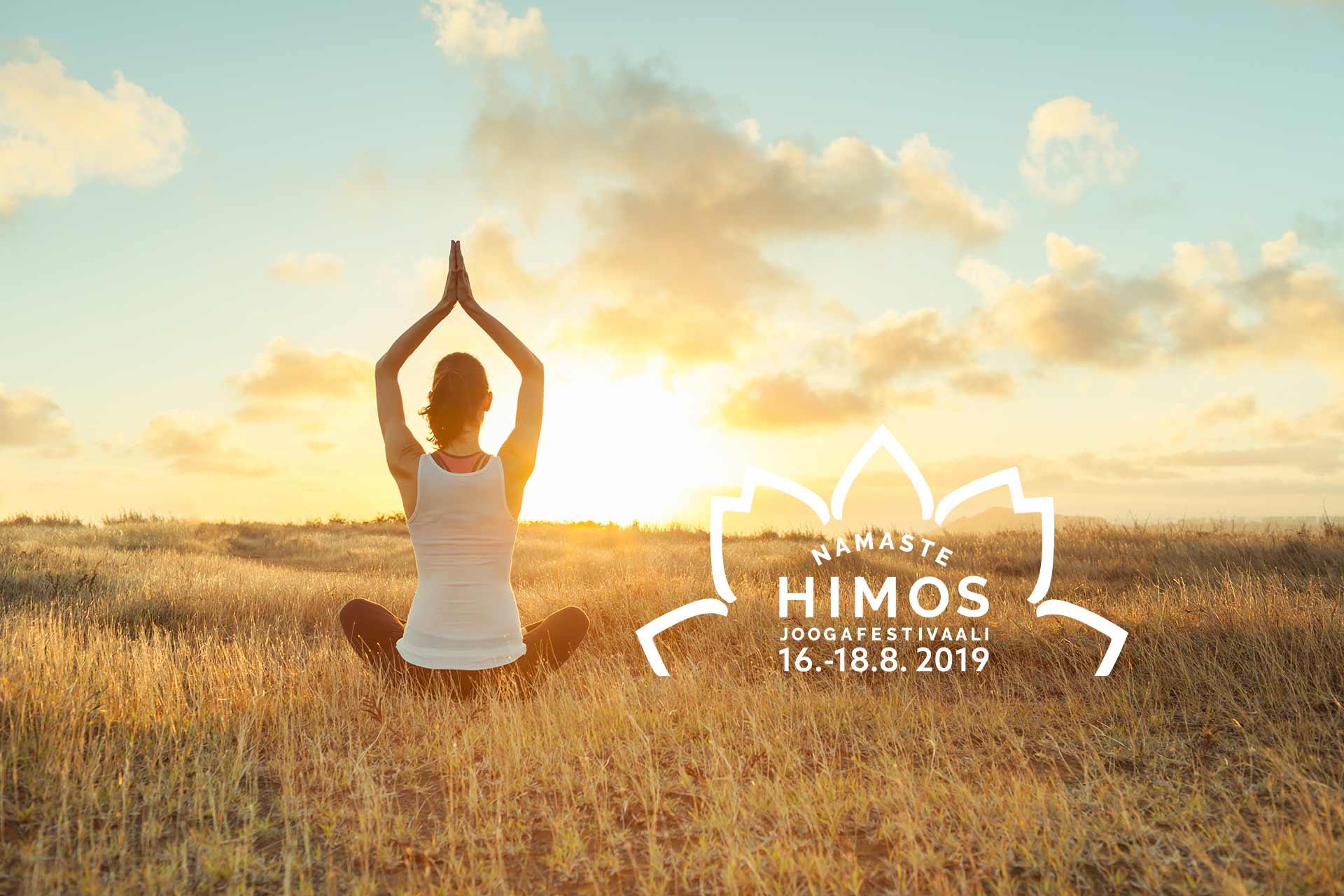 Namaste Himos -joogafestivaali
