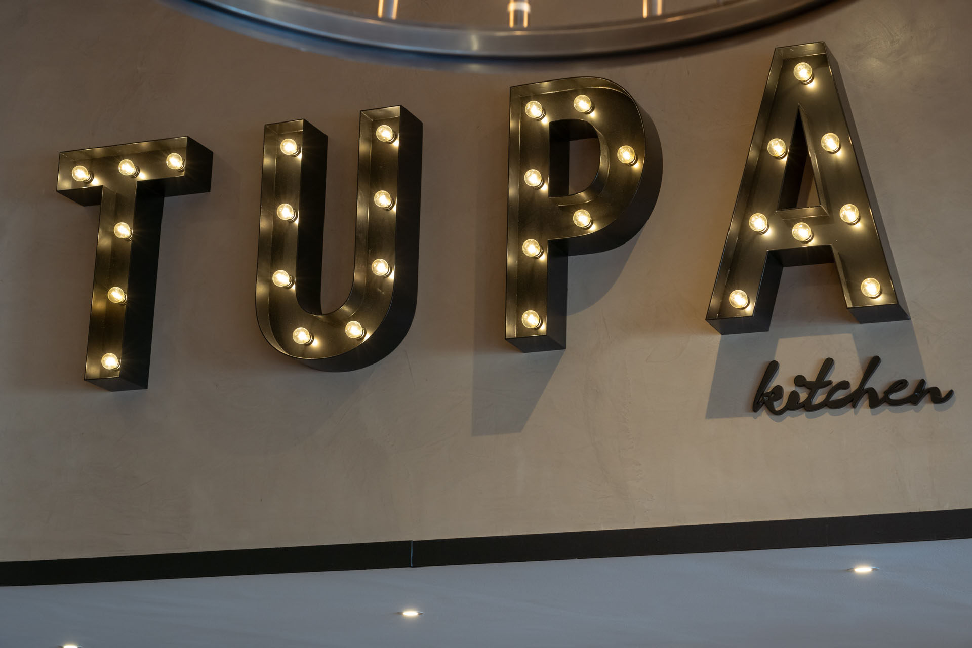 Tupa kitchen & bar
